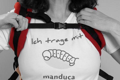 Инструкция Manduca (Мандука) - Ношение на спине